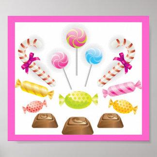 Chocolatec Posters