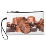 Chocolates Bagettes Bag Wristlet Clutches