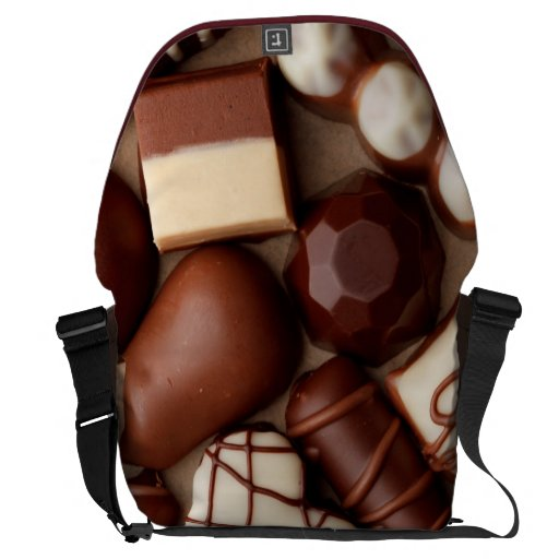 Chocolates Bolsas Messenger