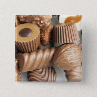 chocolates button