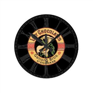 Chocolates del lirio reloj