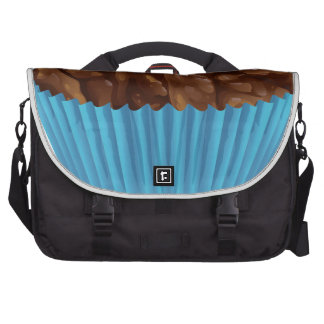chocolates in blue cup commuter bag