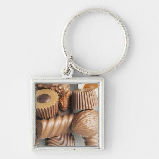 chocolates keychain
