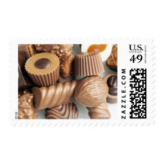 chocolates postage