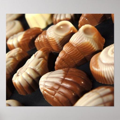Chocolates Póster