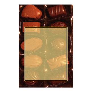 Chocolates Stationery