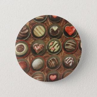 Chocolates & Truffles Button