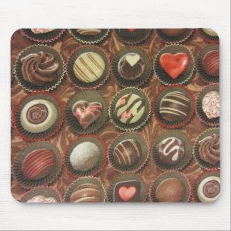 Chocolates & Truffles Mouse Pad