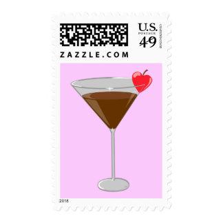 Chocolatetini Stamp