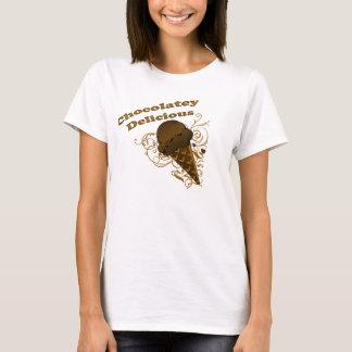 Chocolatey Delicious T-Shirt