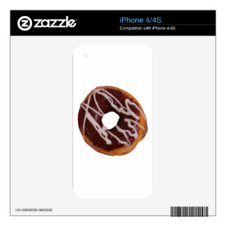 Chocolatey Goodness! Decal For iPhone 4