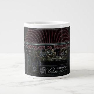 Chocolatier, Brussels, Belgium Large Coffee Mug