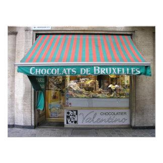 Chocolatier, Brussels, Belgium Photo