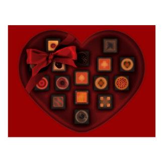 Chocolatier Postales