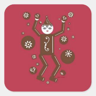Chocolatto Stickers © 2011 M. Martz