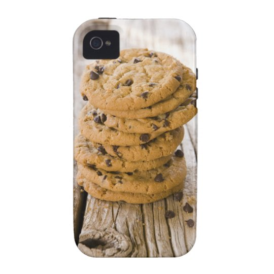chocolte chip cookies 2 iPhone 4/4S case