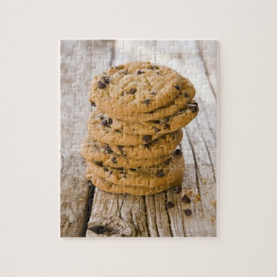 chocolte chip cookies 2 jigsaw puzzle