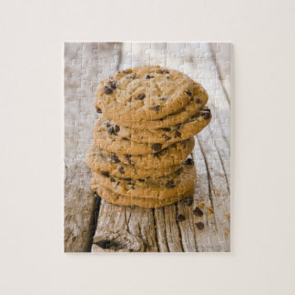 chocolte chip cookies 2 puzzles