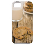 chocolte chip cookies iPhone SE/5/5s case