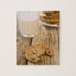 chocolte chip cookies puzzle