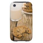 chocolte chip cookies tough iPhone 3 case