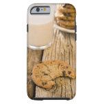 chocolte chip cookies tough iPhone 6 case