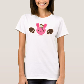 ChocoStrawberry Bunny S-Strap T-Shirt