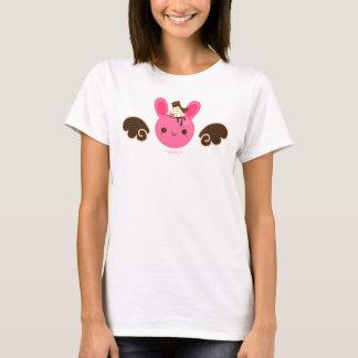 ChocoStrawberry Bunny S-Strap T-Shirt
