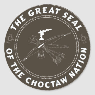 Choctaw Nation Great Seal