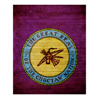Choctaw Nation of Oklahoma Poster