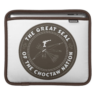 Choctaw Nation Sleeves For iPads