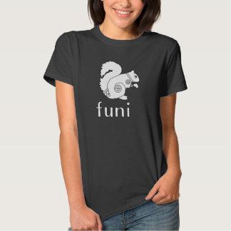 Choctaw Squirrel T-shirt