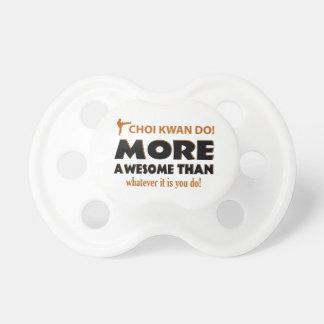 CHOI KWAN DO! DESIGN PACIFIER