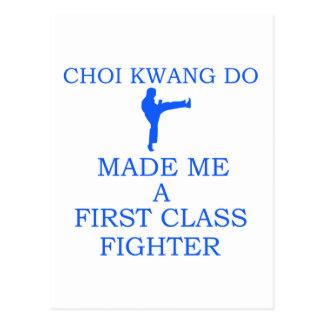 Choi Kwang-Do design Postcard