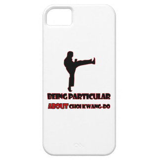 Choi Kwang-Do Designs iPhone 5/5S Cover
