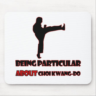 Choi Kwang-Do Designs Mouse Pad
