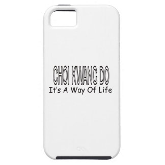 Choi Kwang Do It s A Way Of Life iPhone 5 Cover
