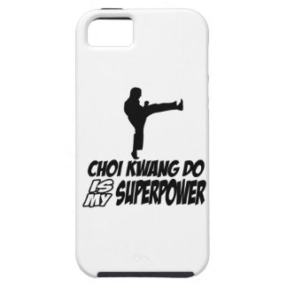 Choi kwang do martial arts designs iPhone 5/5S case