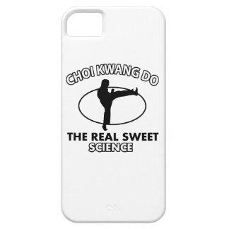 Choi Kwang-Do Martial Arts Designs iPhone 5 Case