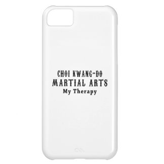 Choi Kwang Do Martial Arts My Therapy Cover For iPhone 5C