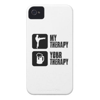 Choi-Kwang-Do my therapy iPhone 4 Cover