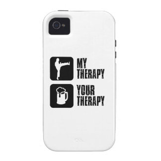 Choi-Kwang-Do my therapy iPhone 4 Covers