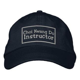 Choi Kwang hace al instructor Gorras De Béisbol Bordadas