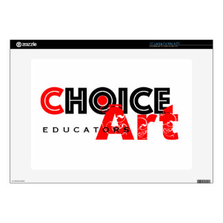 "Choice-Art Educators Decals For 15"" Laptops"