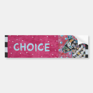 Choice Bumper Sticker