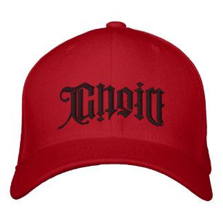 Choice/Destiny Ambigram Lid Cap