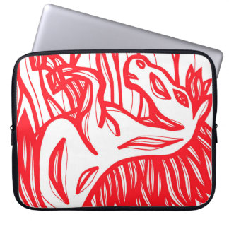 Choice Friendly Exciting Witty Laptop Sleeve