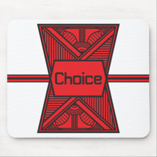 Choice Mouse Pad