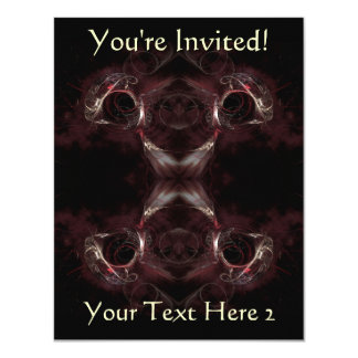 Choice of Direction, Fractal Art Design. Invites