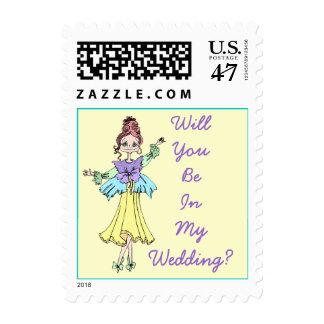 Choices ~ Deciding on The Bridesmaid Dress STAMPS